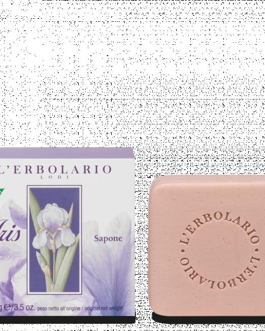 sapone-iris